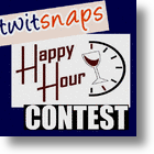 Twitsnaps Rewards Users $50 In Happy Hour Contest
